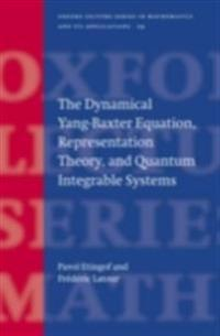 Dynamical Yang-Baxter Equation, Representation Theory, and Quantum Integrable Systems