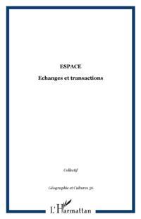 Espace echanges et transactions