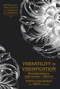 Versatility in Versification