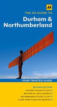 Aa Guide to Durham & Northumberland