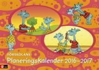 Planeringskalender för förskolan 2016-2017