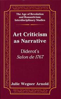 Art Criticism As Narrative