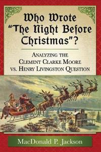 "Who Wrote ""the Night Before Christmas""?"