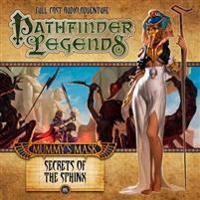 Mummys mask: secret of the sphinx
