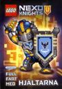 LEGO Nexo knights. Full fart med hjältarna