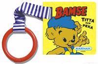 Barnvagnsbok Bamse: Titta och peka