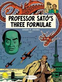 Professor Sato's Three Formulae, Part 1
