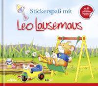 Leo Lausemaus/Stickerspaß mit Leo Lausemaus