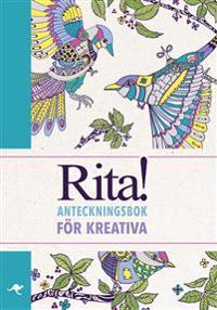 Rita! Anteckningsbok för kreativa
