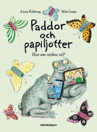 Paddor och papiljotter : hur ser orden ut?