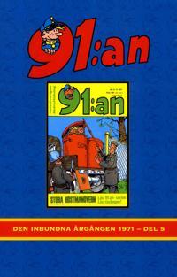 91:an : den inbundna årgången 1971 Vol 5