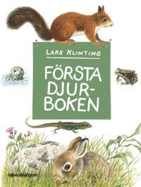 Första djurboken : däggdjur groddjur kräldjur