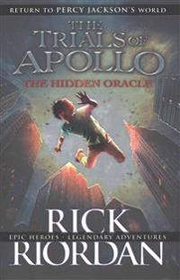 Hidden Oracle, The Trials of Apollo, Book One