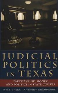 Judicial Politics In Texas