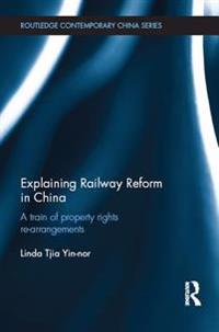 Explaining Railway Reform in China