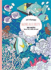 Korallrevet : 100 motiv- varva ner, måla och njut