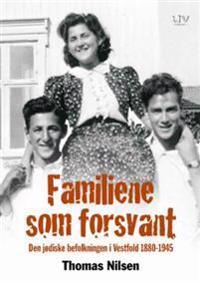 Familiene som forsvant - Thomas Nilsen pdf epub