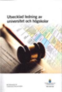 Utvecklad ledning av universitet och högskolor. SOU 2015:92 : Betänkande från Ledningsutredningen