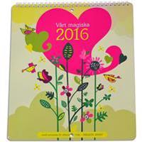 Väggkalendern Vårt magiska 2016