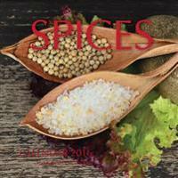 Spices Calendar 2016: 16 Month Calendar