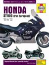Honda ST1100 Pan European V-Fours (96 -02)