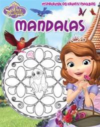 Disney Sofia Mandalas