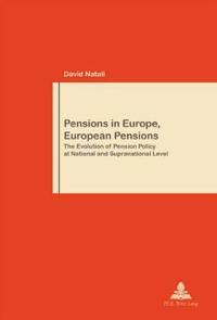 Pensions in Europe, European Pensions