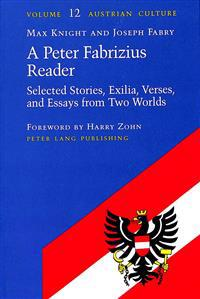 A Peter Fabrizius Reader