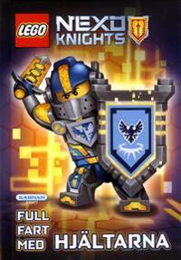 LEGO Nexo knights : Full fart med hjältarna