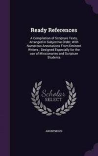 Ready References