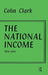 National Income 1924-1931