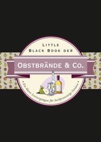 Little Black Book der Obstbr nde & Co.