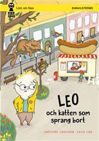 Leo och katten som sprang bort