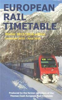 European Rail Timetable Winter
