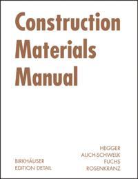 Construction Materials Manual