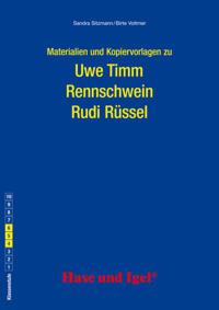 Rennschwein Rudi Rüssel. Begleitmaterial