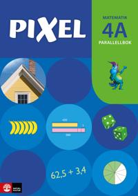 Pixel 4A Parallellbok, andra upplagan