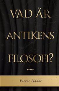 Vad är antikens filosofi?