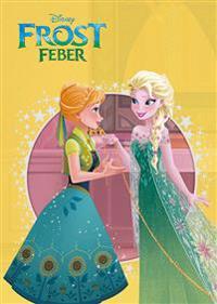 Disney Fönsterbok : Frost Feber