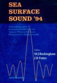 SEA SURFACE SOUND '94 - PROCEEDINGS OF THE III INTERNATIONAL MEETING ON NATURAL PHYSICAL PROCESSES RELATED TO SEA SURFACE SOUND