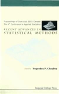RECENT ADVANCES IN STATISTICAL METHODS, PROCEEDINGS OF STATISTICS 2001 CANADA