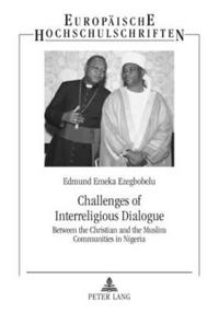 Challenges of Interreligious Dialogue