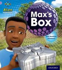 Project X: Alien Adventures: Lilac:Max's Box