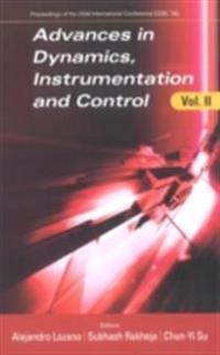 ADVANCES IN DYNAMICS, INSTRUMENTATION AND CONTROL, VOLUME II - PROCEEDINGS OF THE 2006 INTERNATIONAL CONFERENCE (CDIC '06)