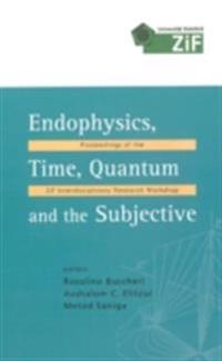 ENDOPHYSICS, TIME, QUANTUM AND THE SUBJECTIVE - PROCEEDINGS OF THE ZIF INTERDISCIPLINARY RESEARCH WORKSHOP