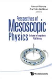 PERSPECTIVES OF MESOSCOPIC PHYSICS