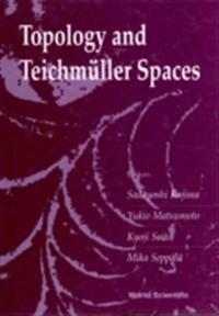TOPOLOGY AND TEICHMULLER SPACES - PROCEEDINGS OF THE 37TH TANIGUCHI SYMPOSIUM