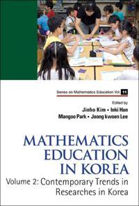 MATHEMATICS EDUCATION IN KOREA - VOL. 2