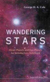 Wandering Stars - About Planets And Exo-planets: An Introductory Notebook
