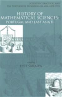 HISTORY OF MATHEMATICAL SCIENCES